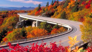 Drive the Blue Ridge Parkway