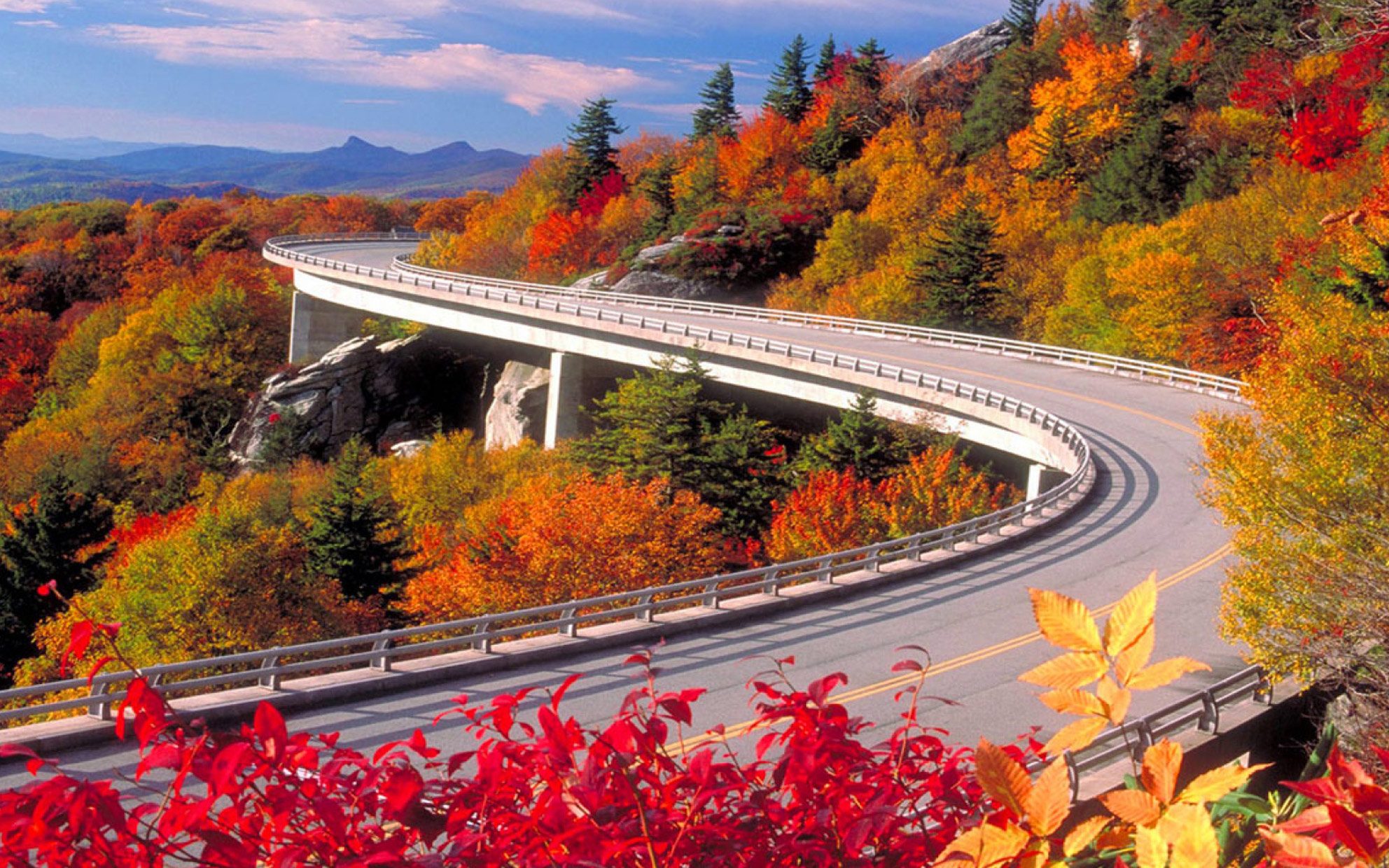 How Long Does It Take To Drive The Blue Ridge Parkway?