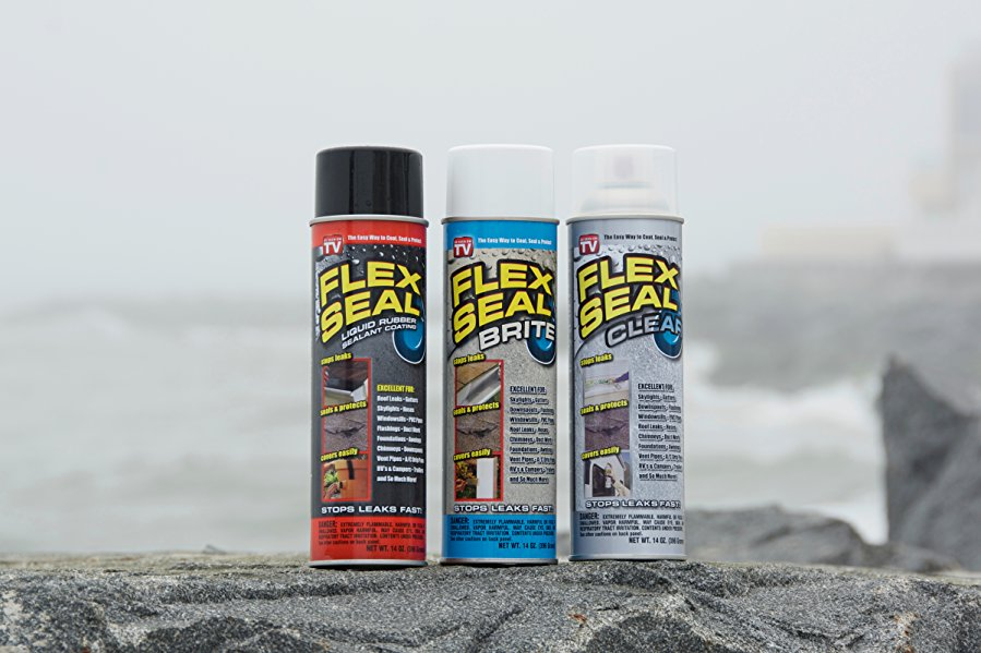 Rust Oleum Leak Seal vs  Flex Seal: Which one is better