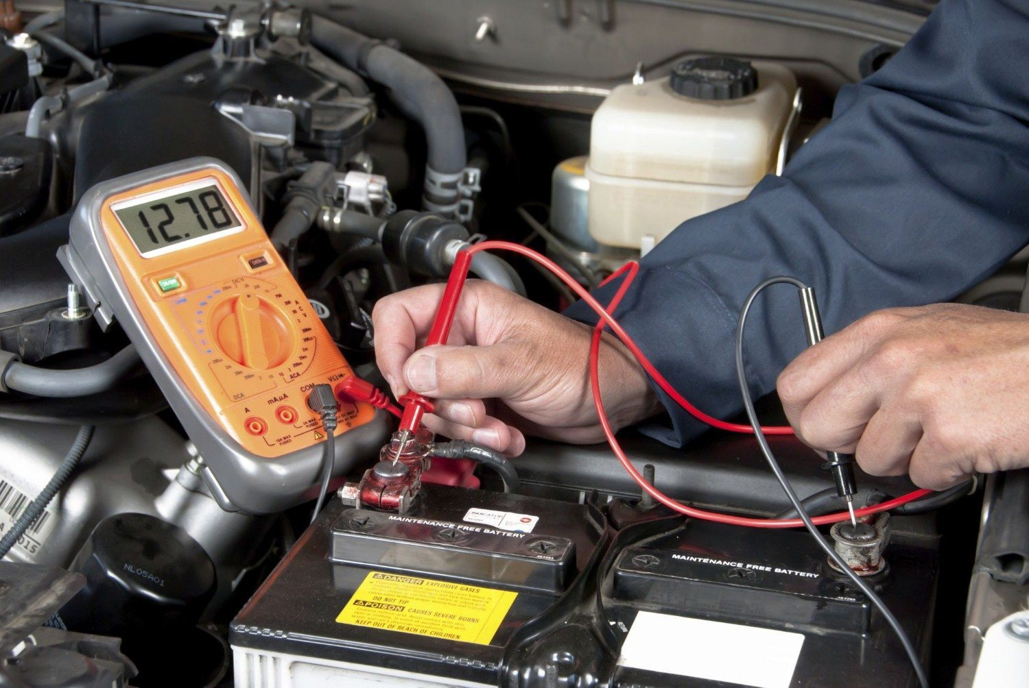 Understanding how to charge RV battery while driving