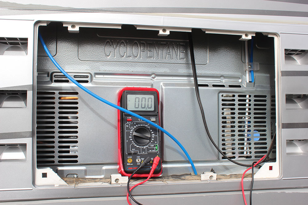Domestic Refrigerator Not Cooling