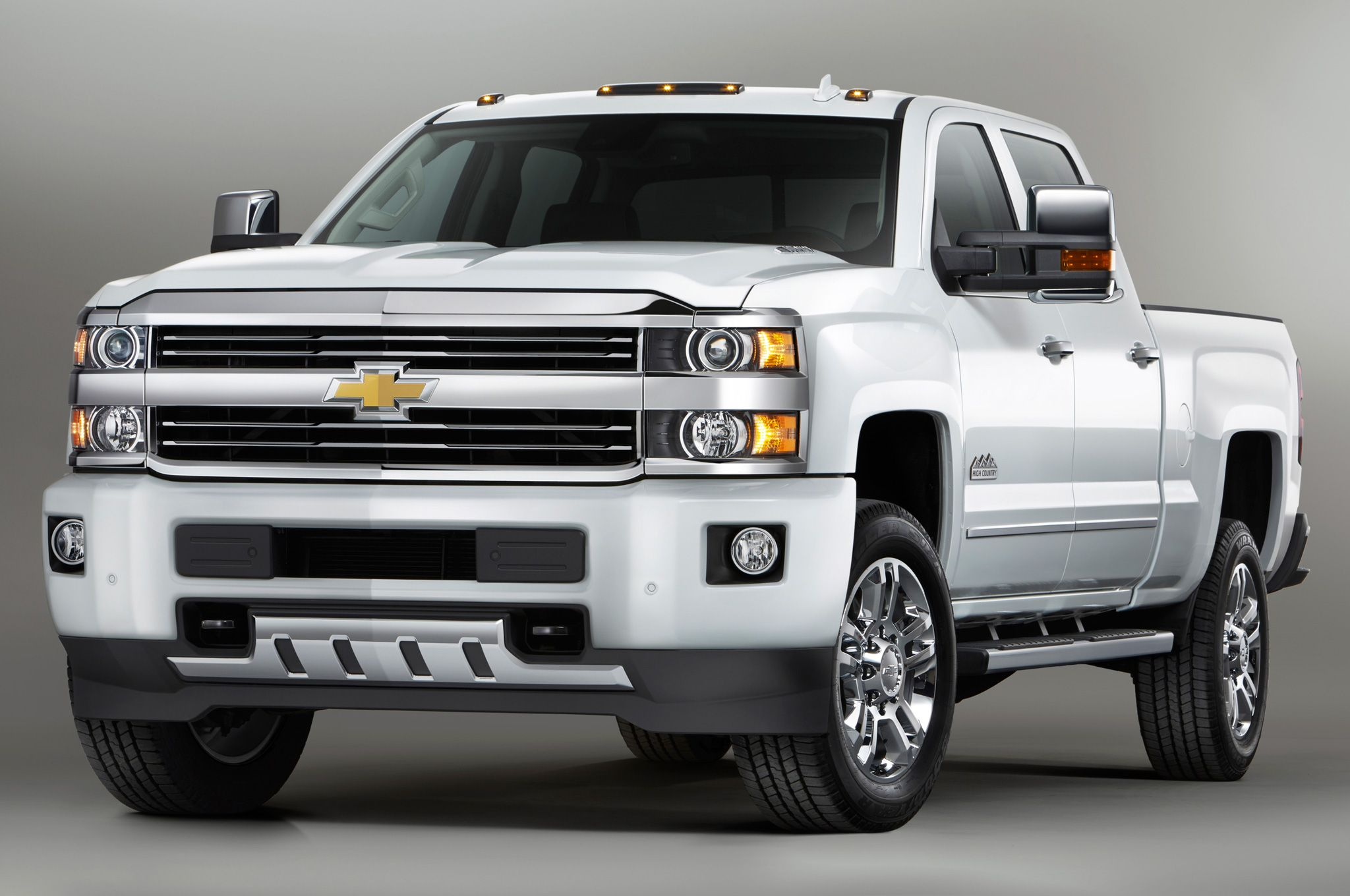2015 Chevrolet Silverado high country