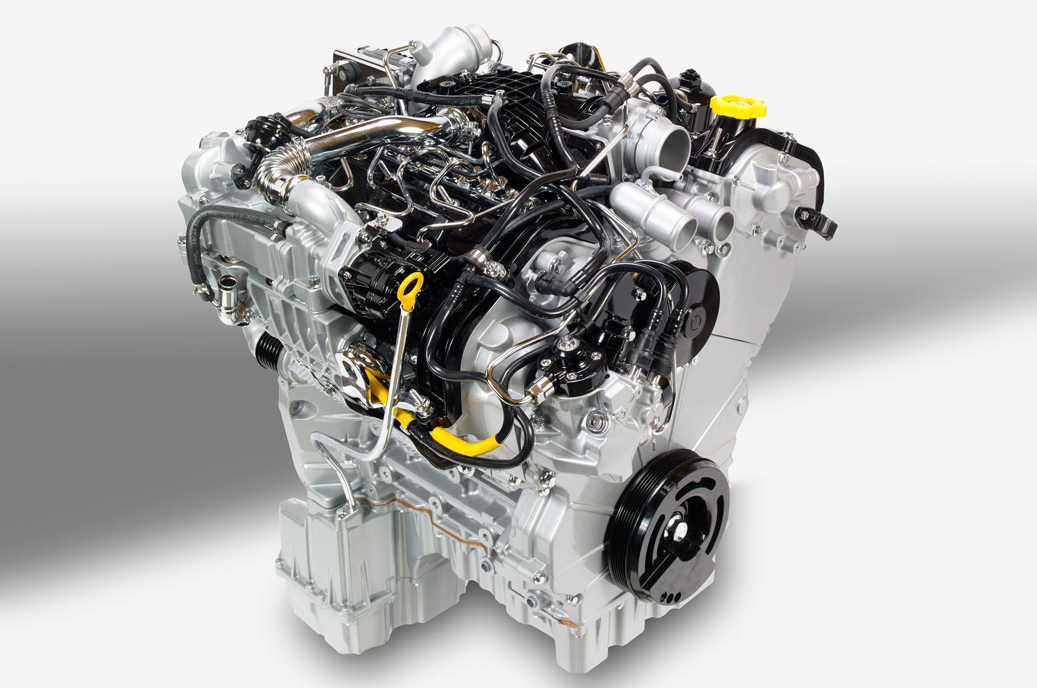 2015 Ram 1500 Ecodiesel v6 engine