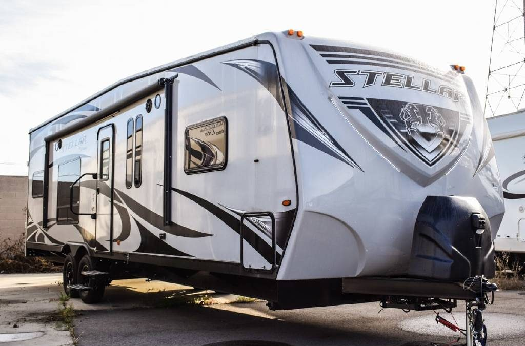 Eclipse Travel Trailer