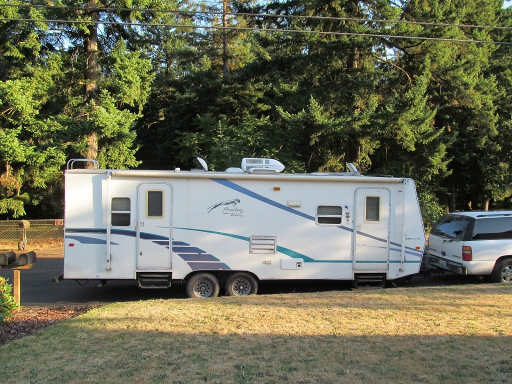 Fleetwood travel trailer brand to avoid