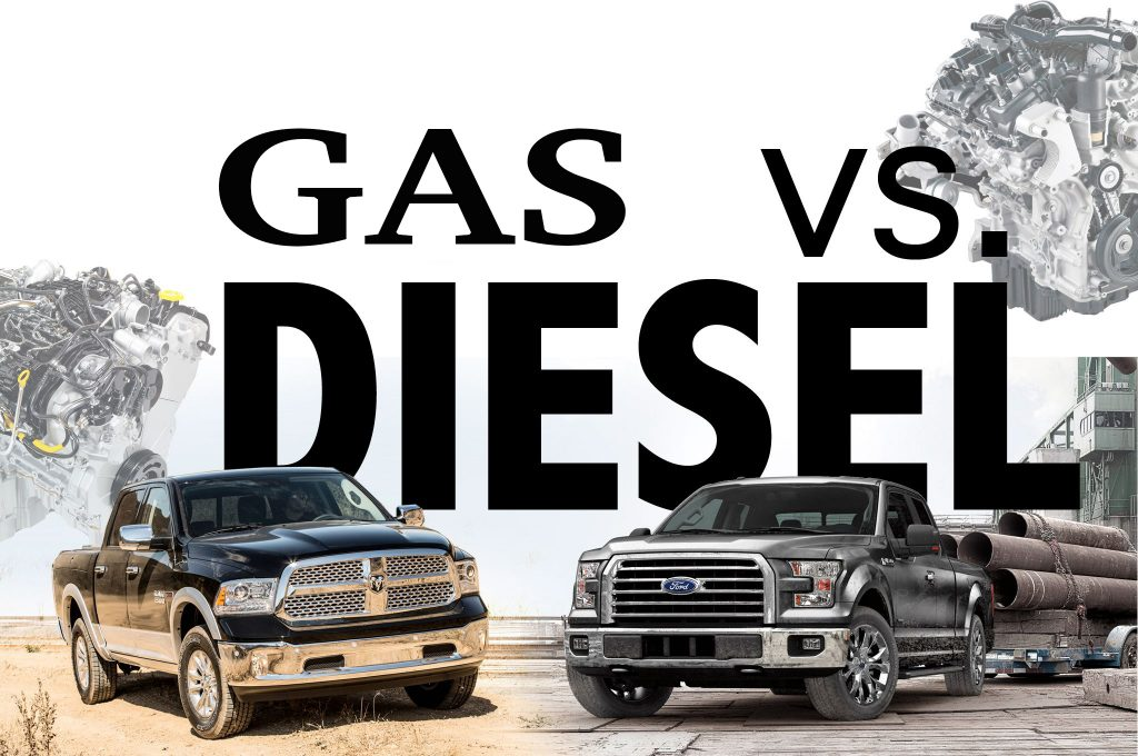 Gas Vs Diesel For Towing A Fifth Wheel Which Truck Is