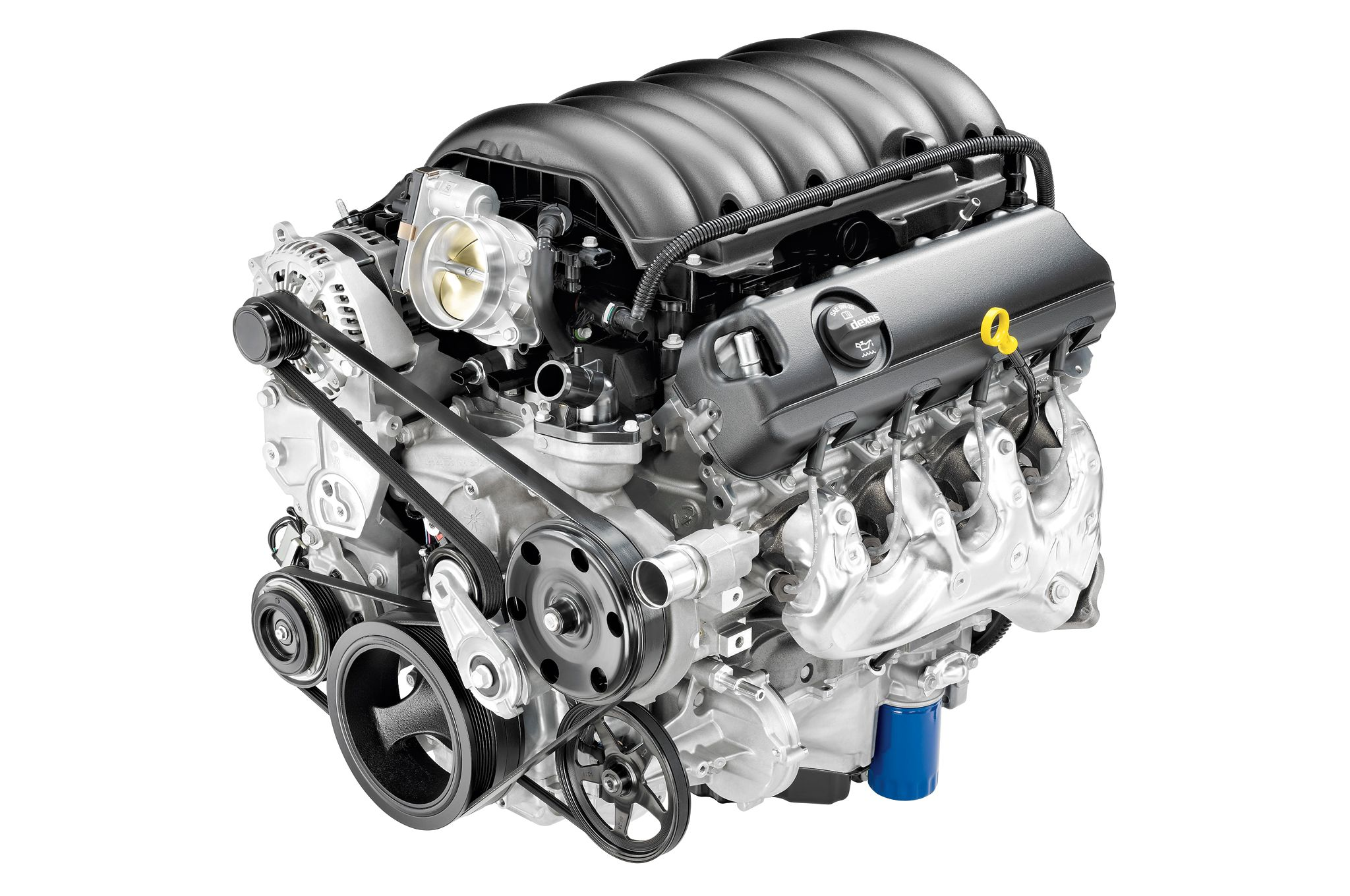 General motors fifth generation v6 and v8