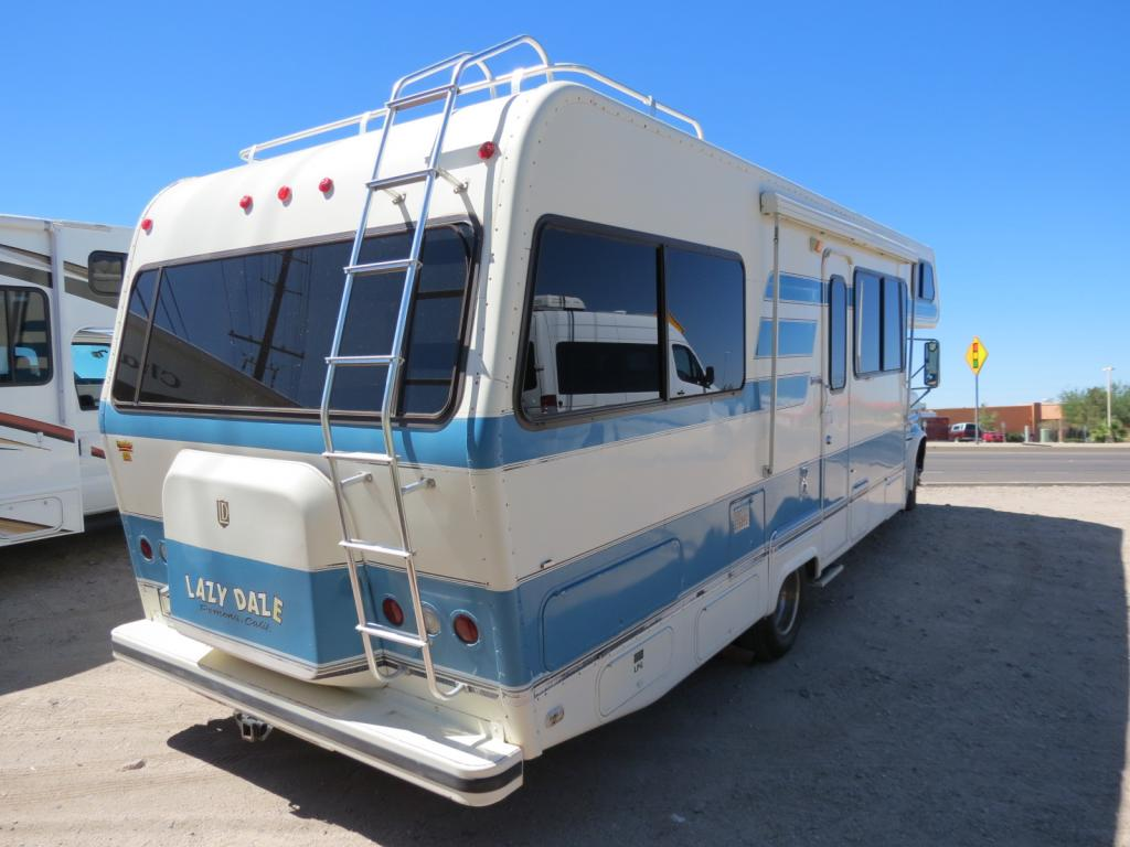 Lazy Daze Travel Trailer
