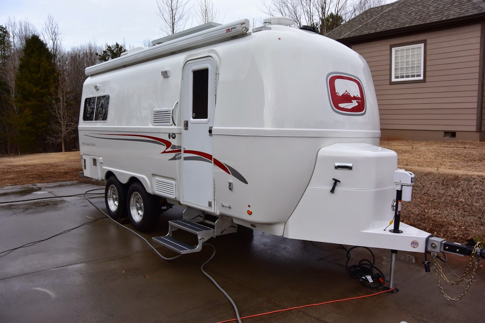 Olivier Travel Trailer.