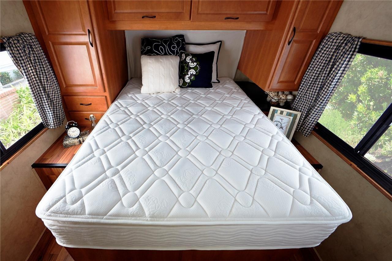 Spring coil RV mattress