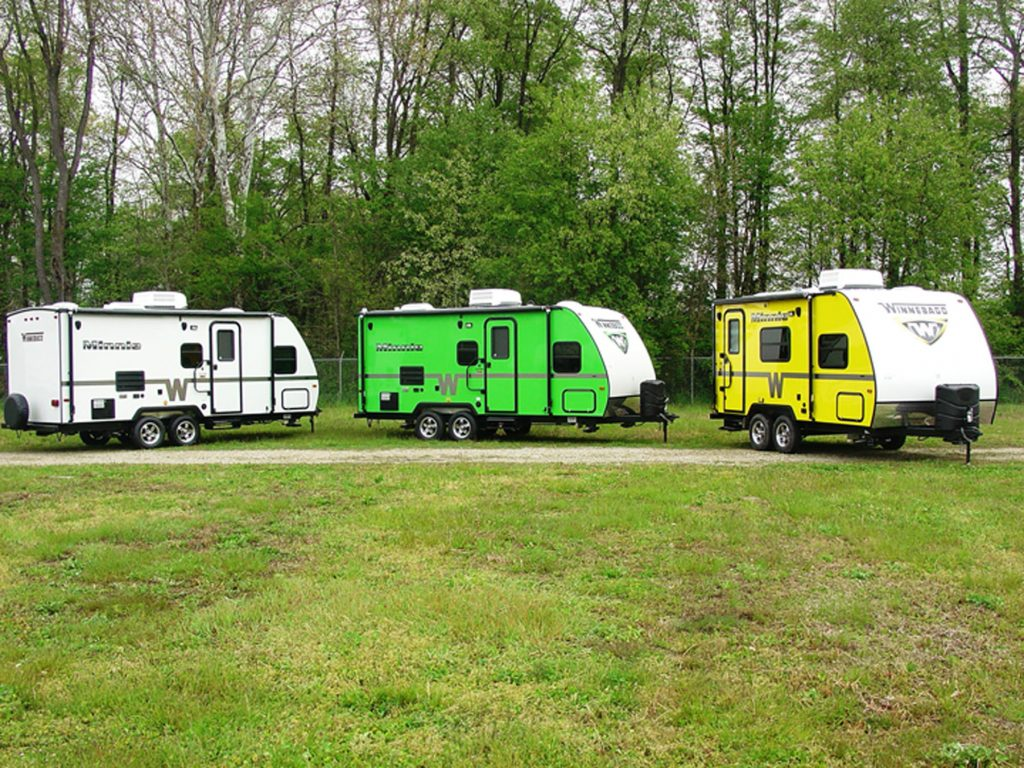 Winnebago travel trailer brand to avoid