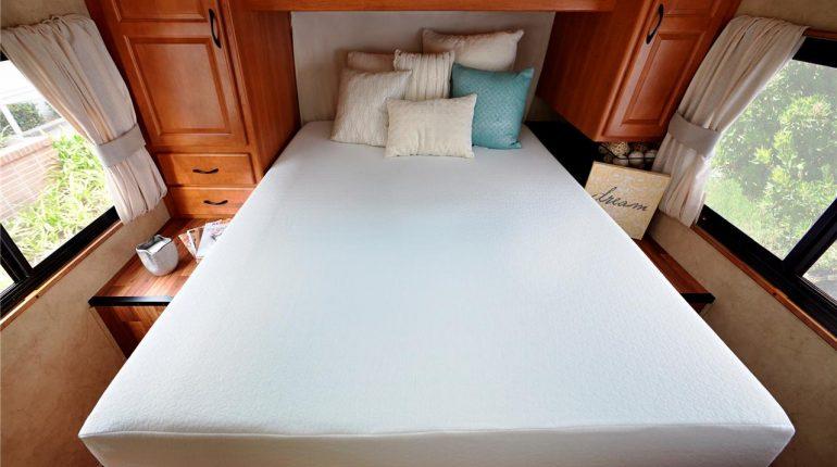 best RV short queen mattress