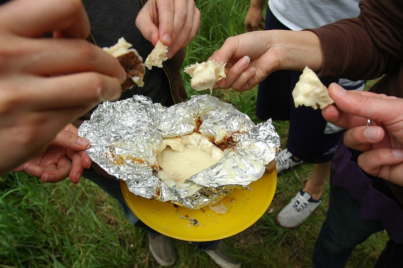 easy meal to cook for campers