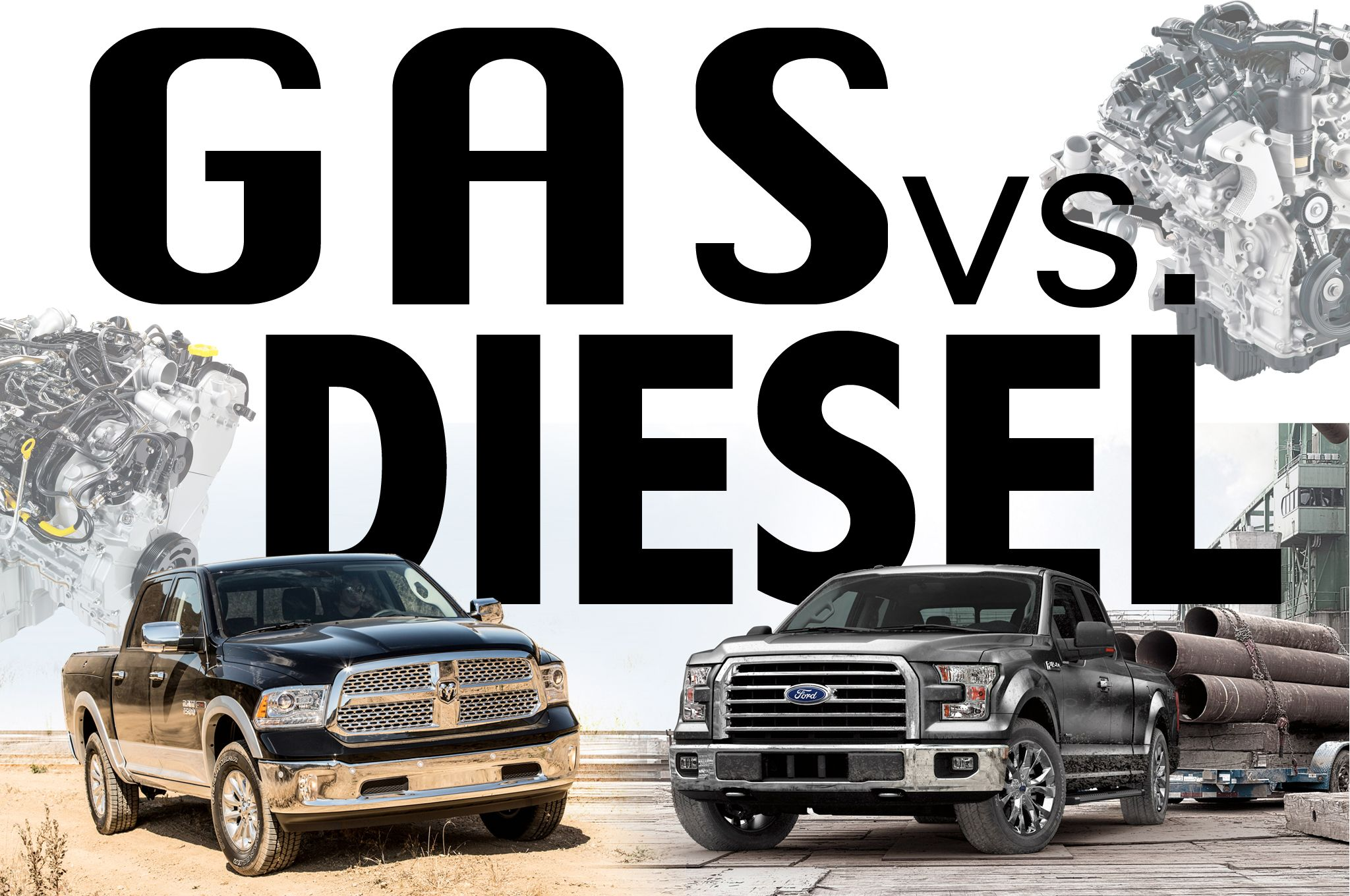 Gas vs Diesel for Towing a Fifth Wheel: Which Truck is ...