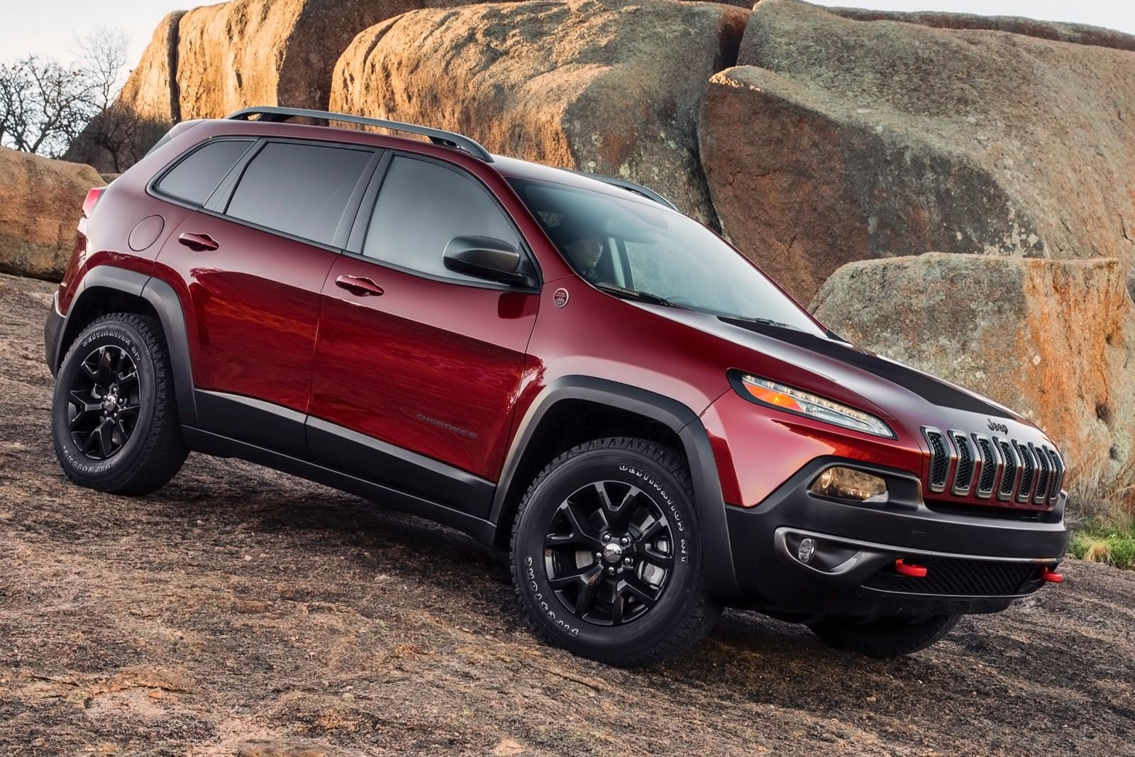 2016 jeep cherokee trailhawk 4x4 towing capacity