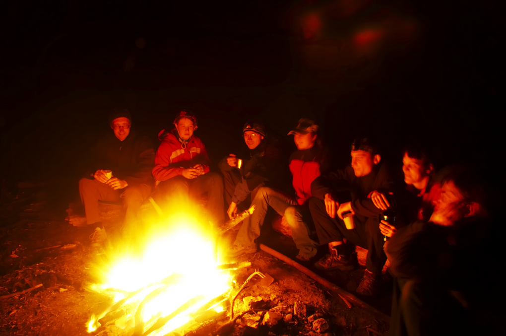 campfire drinking games