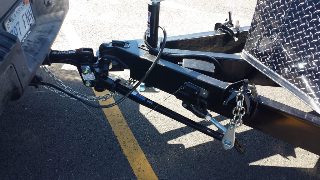 RV Weight Distribution Hitch