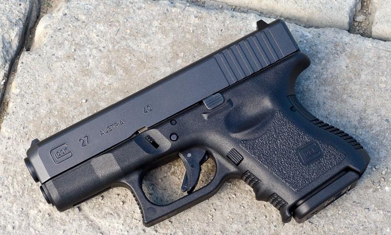 Glock 26 vs Glock 27