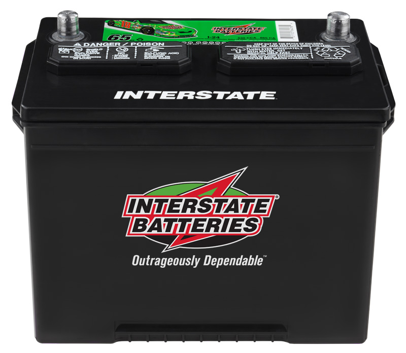 RV deep cycle lead acid battery.