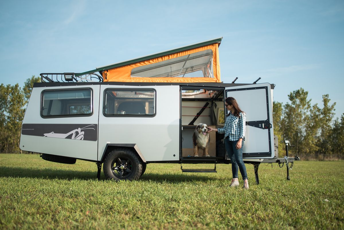 Best Tips For Living In A Pop Up Camper Full Time