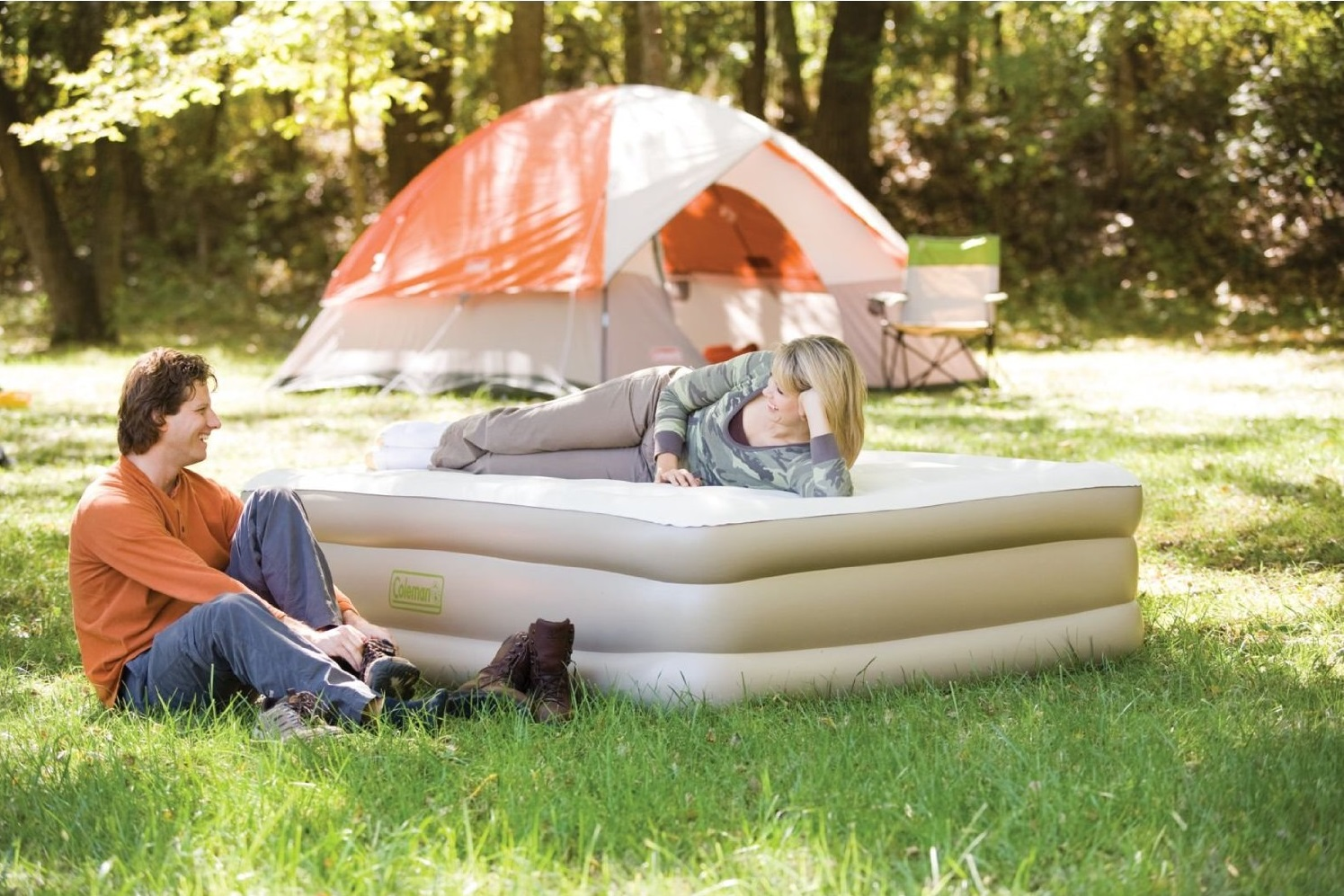 Best air mattress for camping