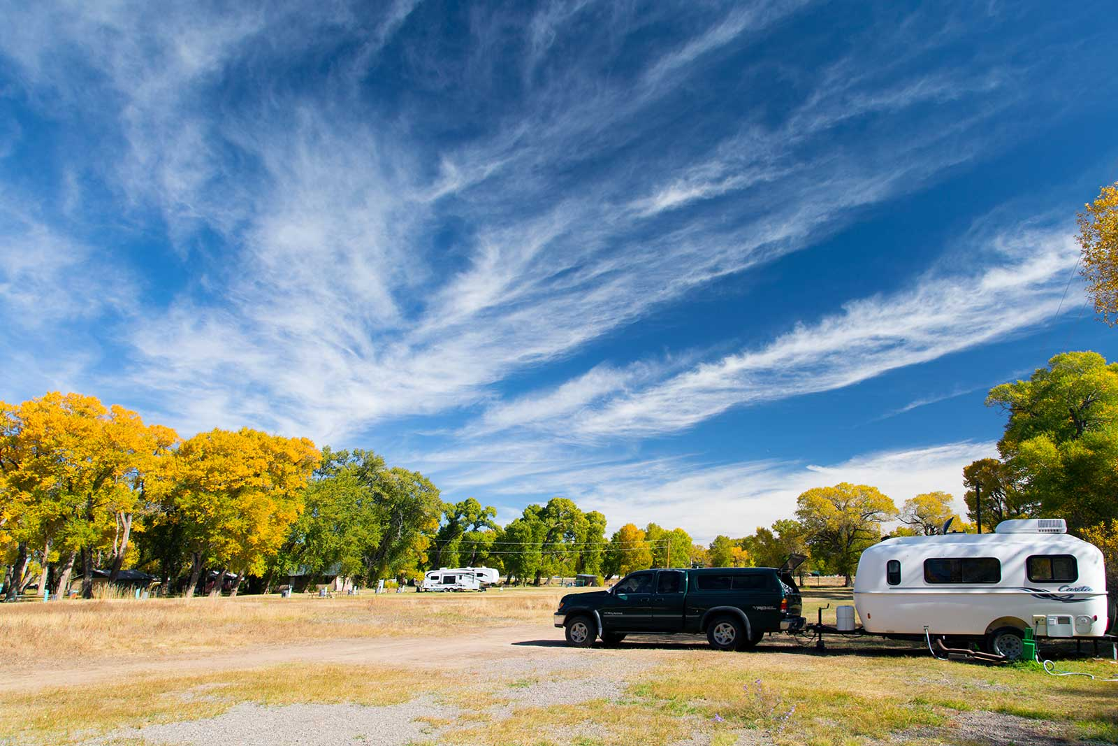 best RV parks in Northern California