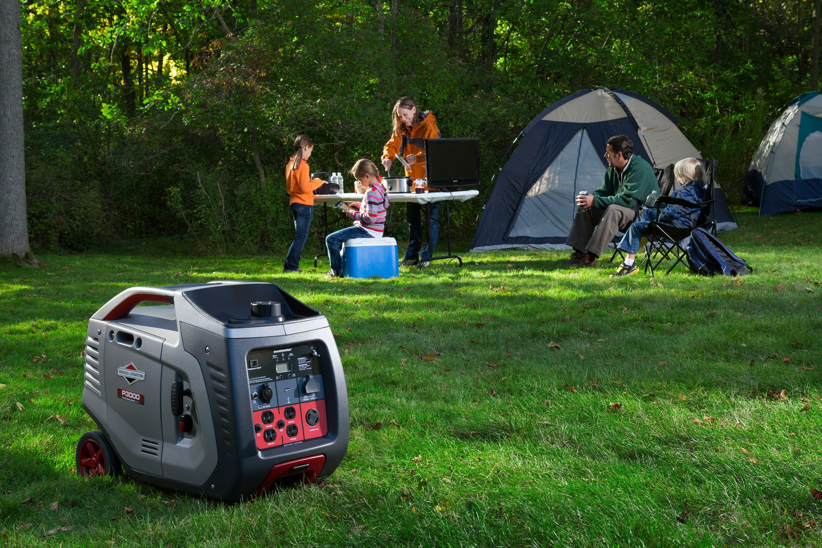 best generator for RV