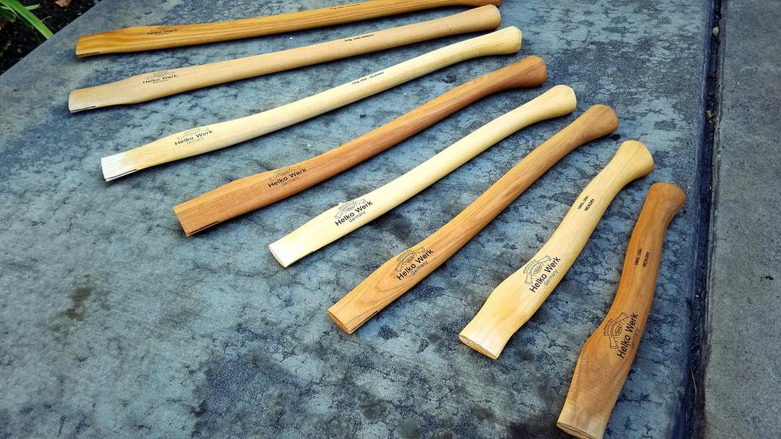 best axe handle wood