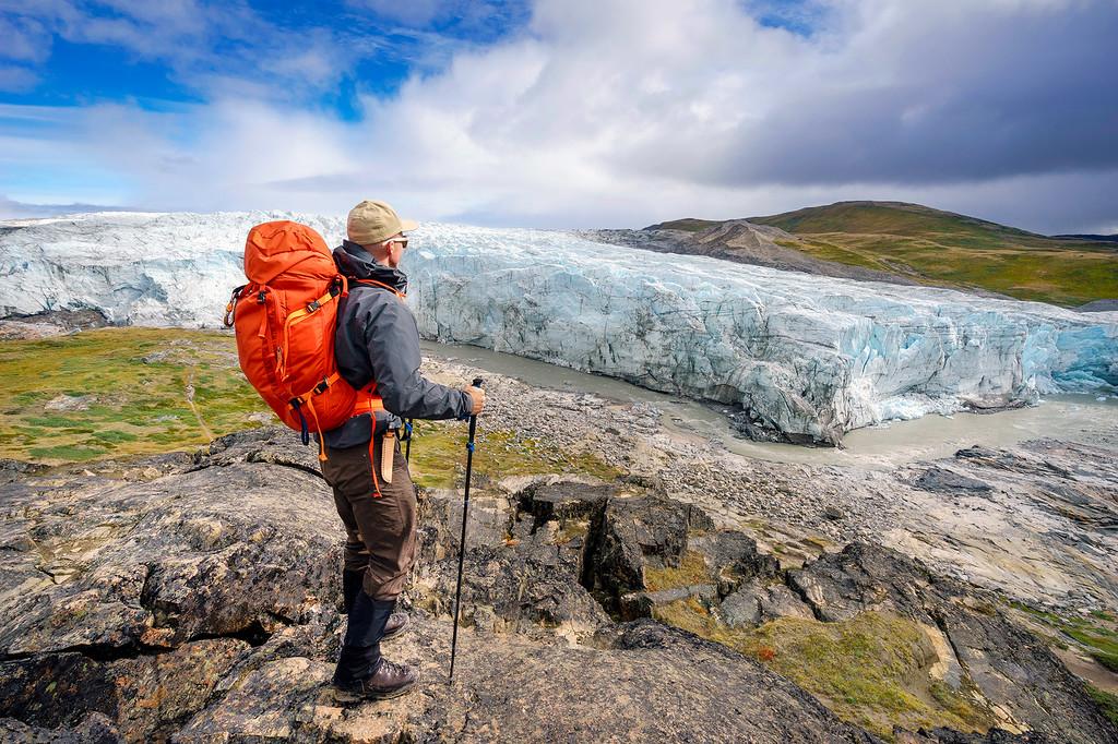 trekking vs hiking