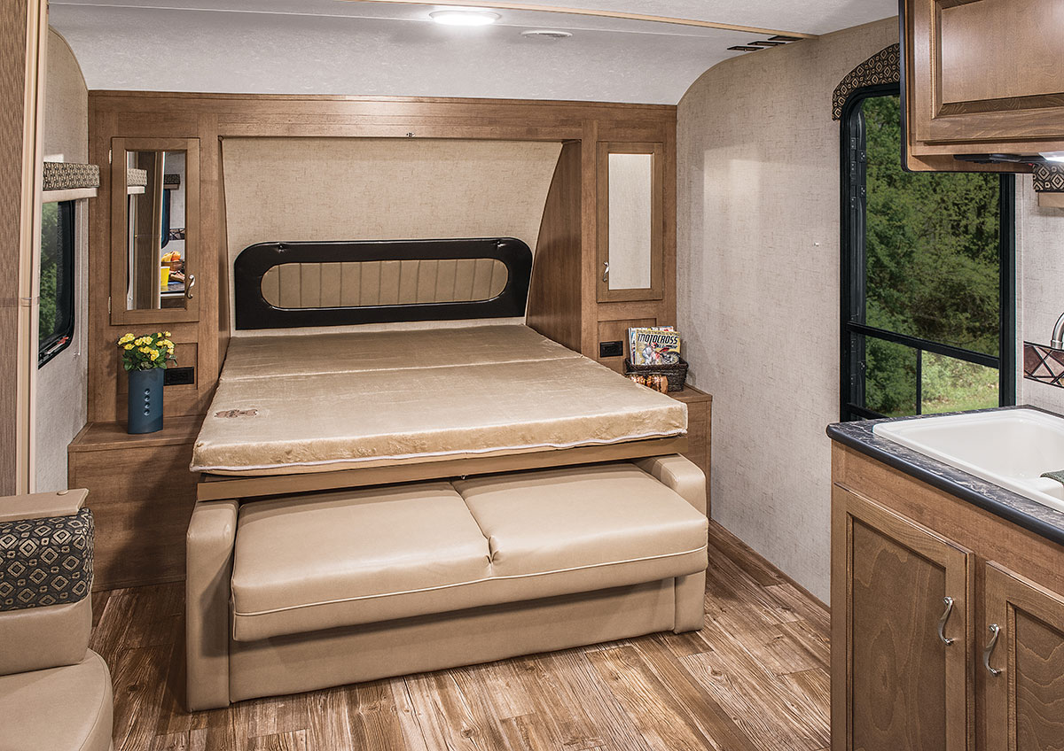 7 Genius Ways To Add Extra Sleeping Space In Your Rv