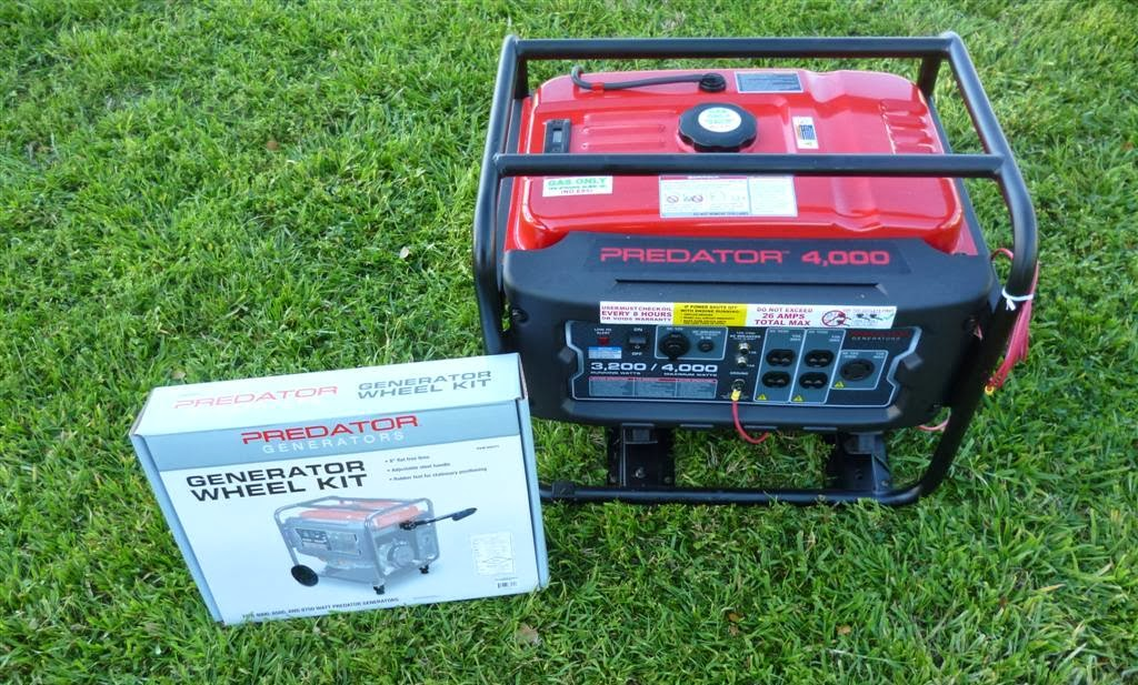 Predator 4000 Power Generator Reviews
