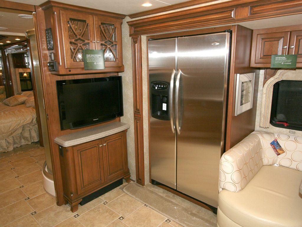 rv refrigerator problem