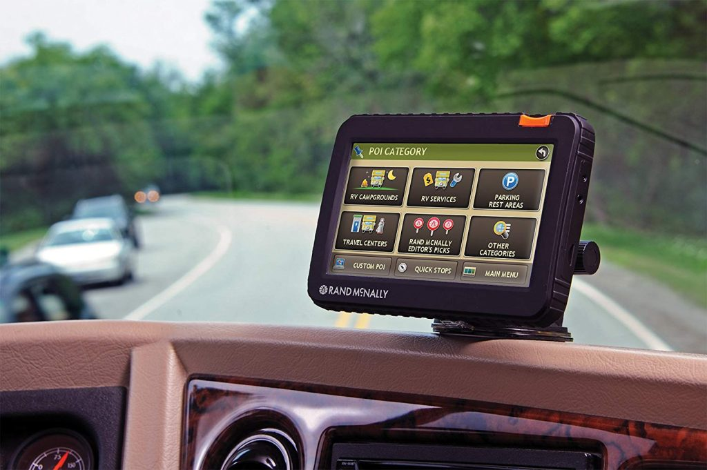 RV GPS systems