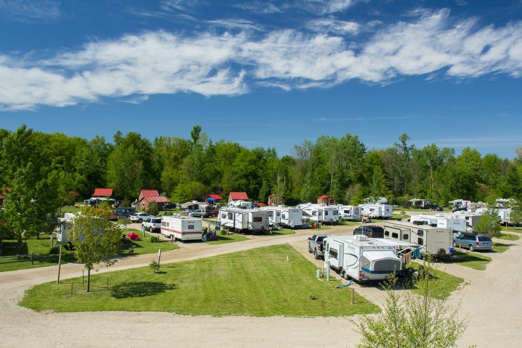 RV campground