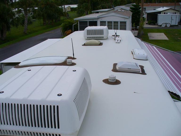 rv roofing material