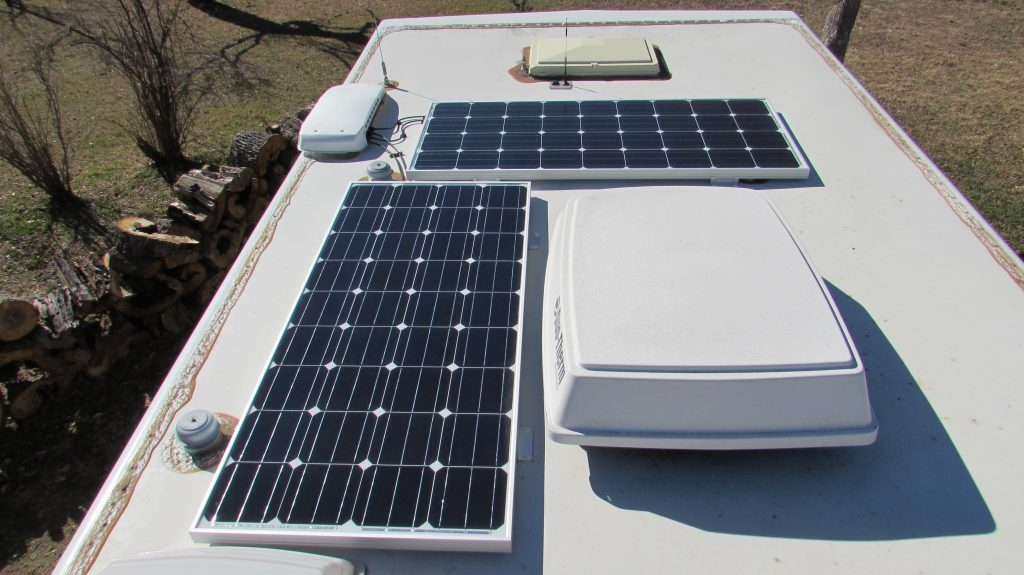 rv solar panels reviews