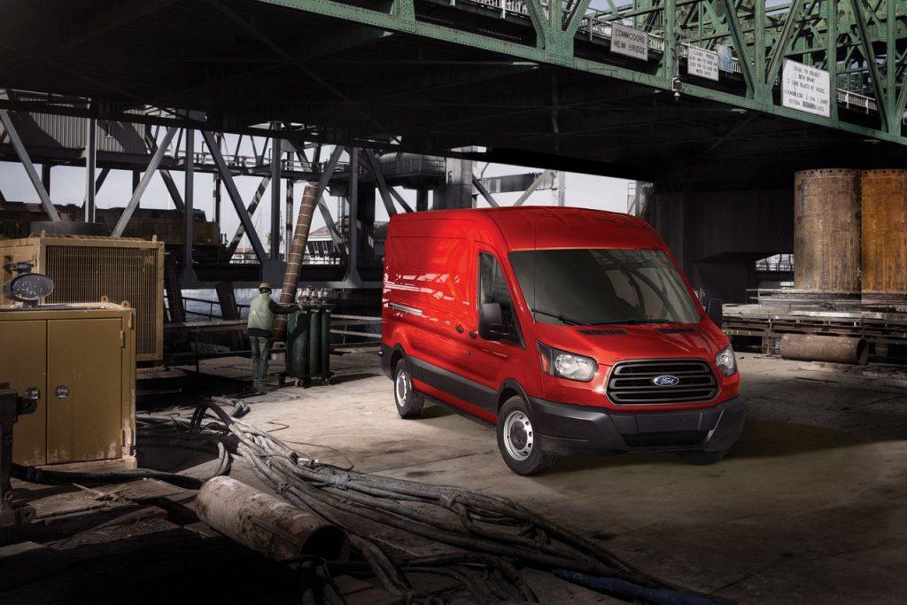 2018 Ford Transit Cargo Van