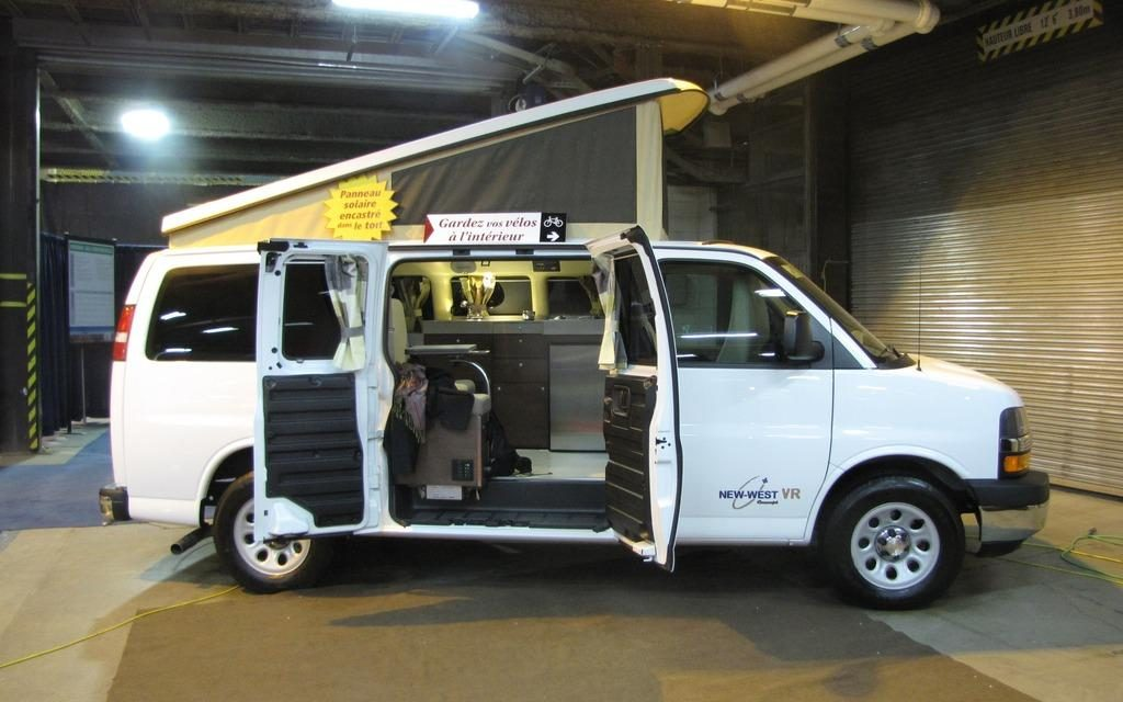 2019 Chevy Express