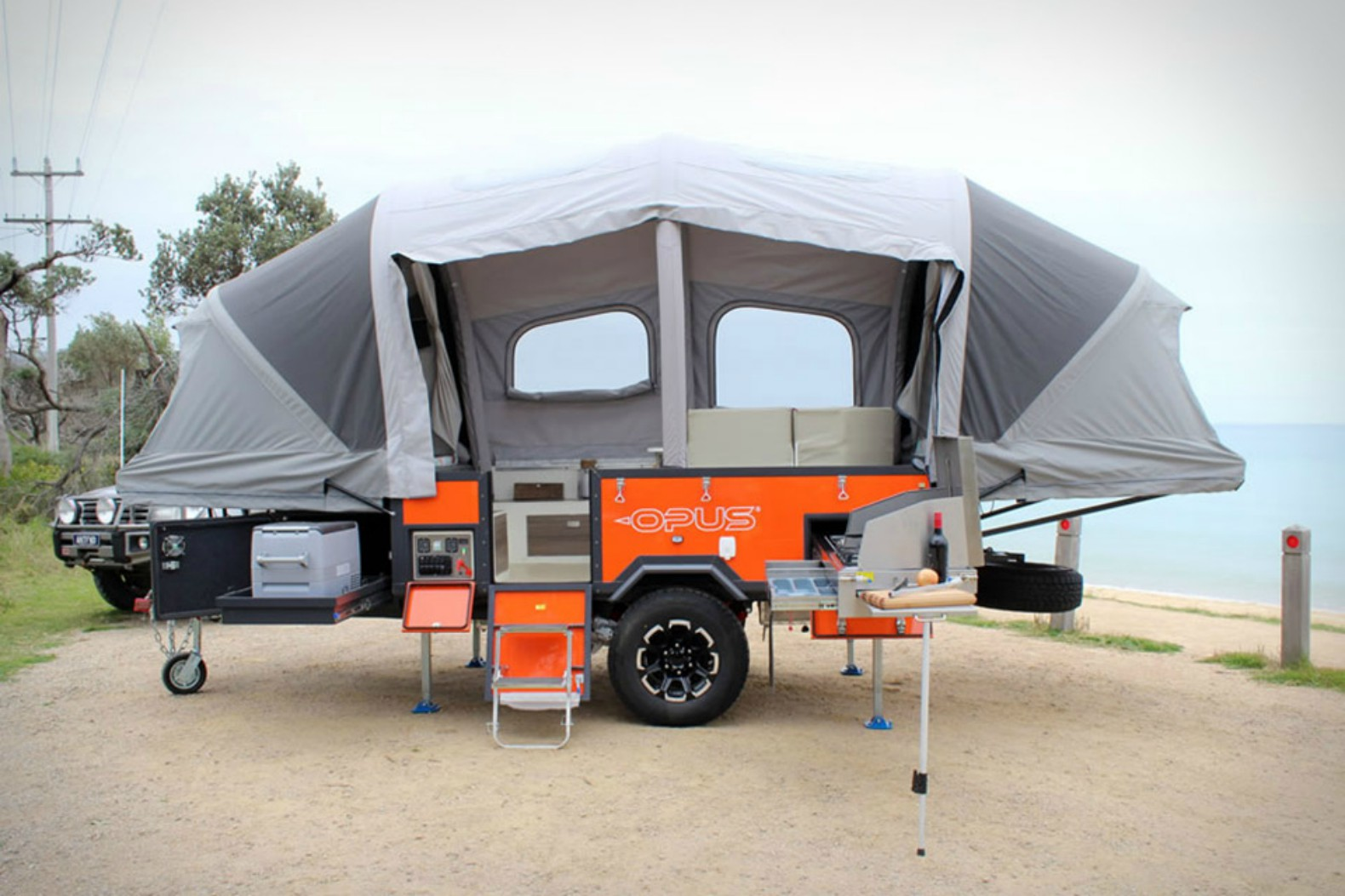 Top 5 Best Pop-Up Campers for First Time RVers