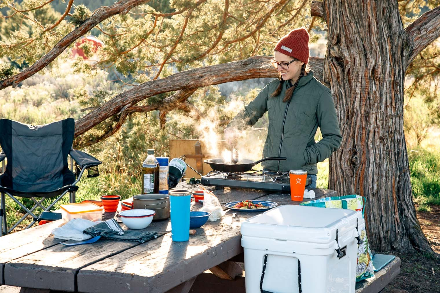 Here Are Pro Tips for Packing Your Camp Kitchen!