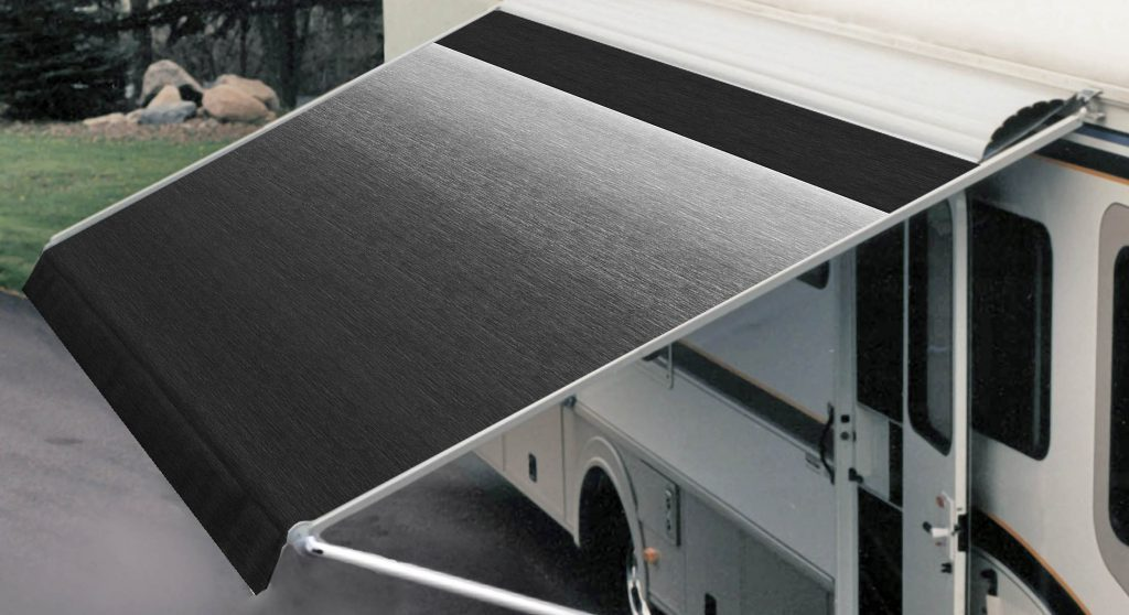 electric camper awning