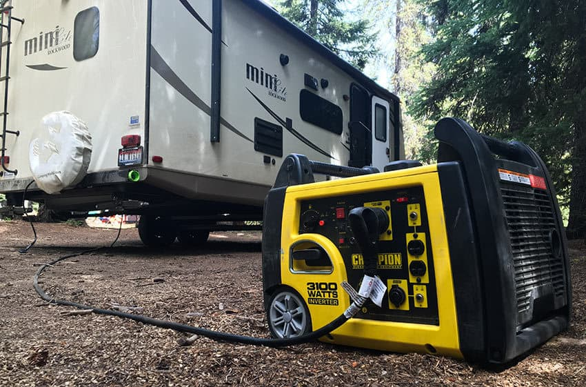 How To Choose The Best Fifth Wheel Generator Outdoor Fact