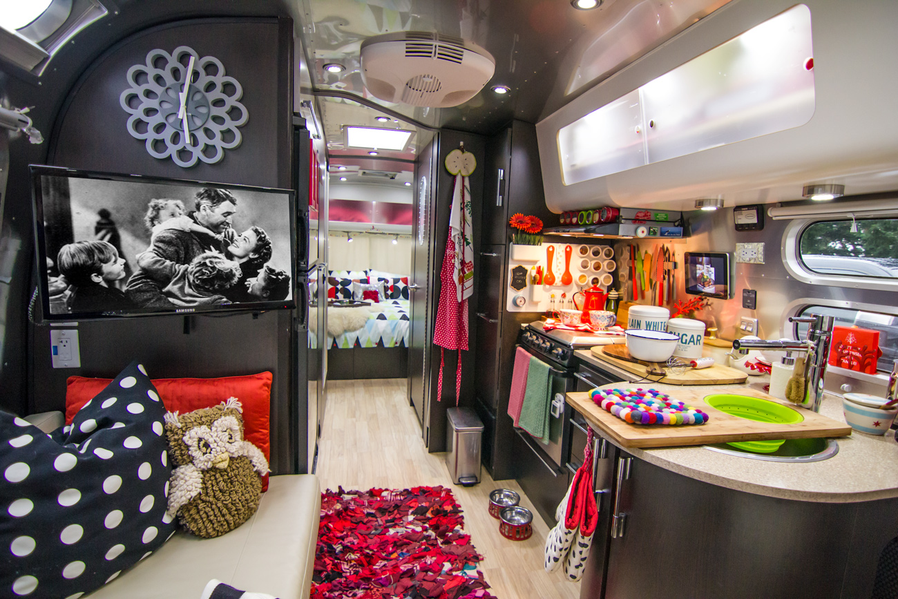 RV Travel Trailer Remodels
