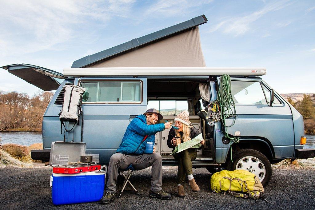 Sleeping tips for car camping