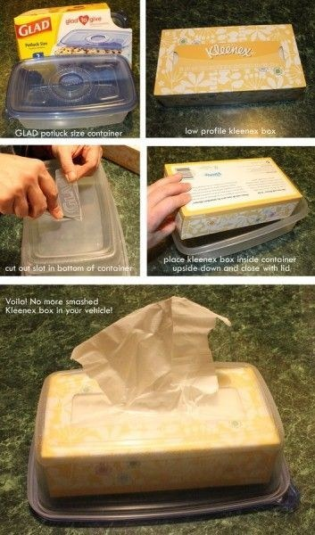 rv hacks tissue box