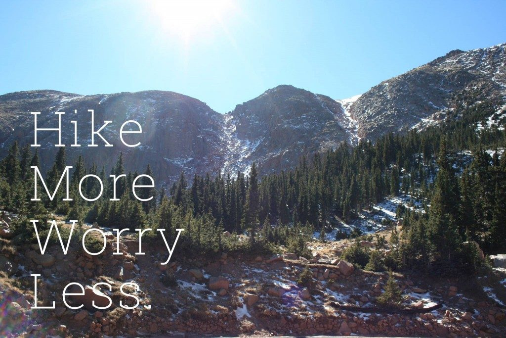 hike more worry less camping travel quotes