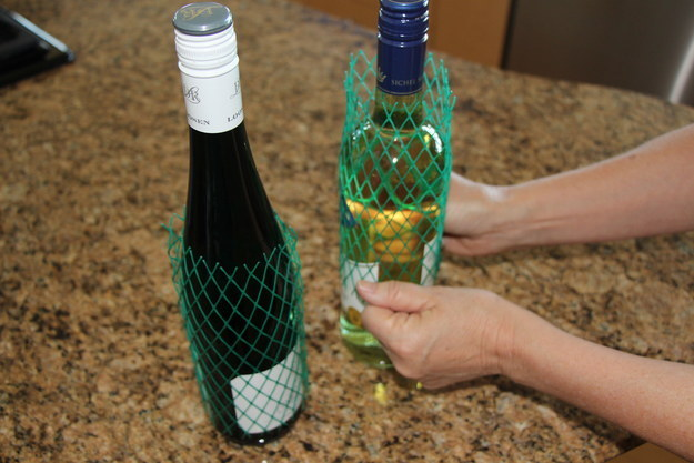 rv hacks wine bottle sleeves