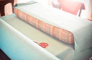 rv hacks reupolster camper cushions