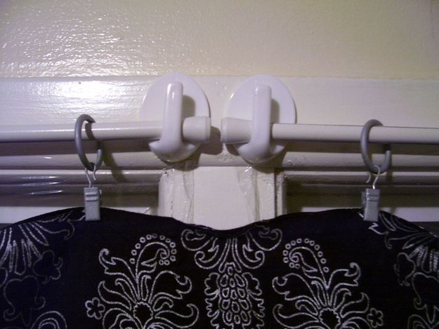 rv hacks curtain hangers