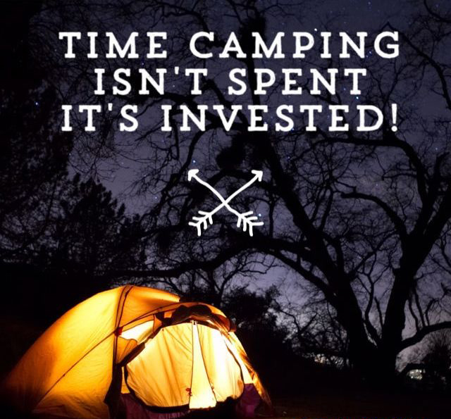 best camping and travel quotes